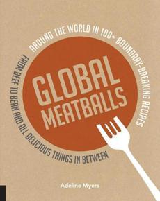 """15qanda - Adeline Myers - """"Global Meatballs."""" (handout)"""