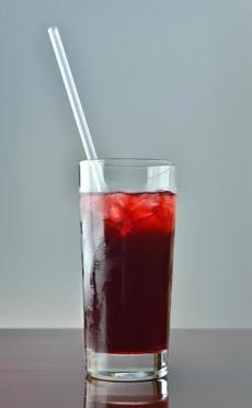 Sorrel beverage.