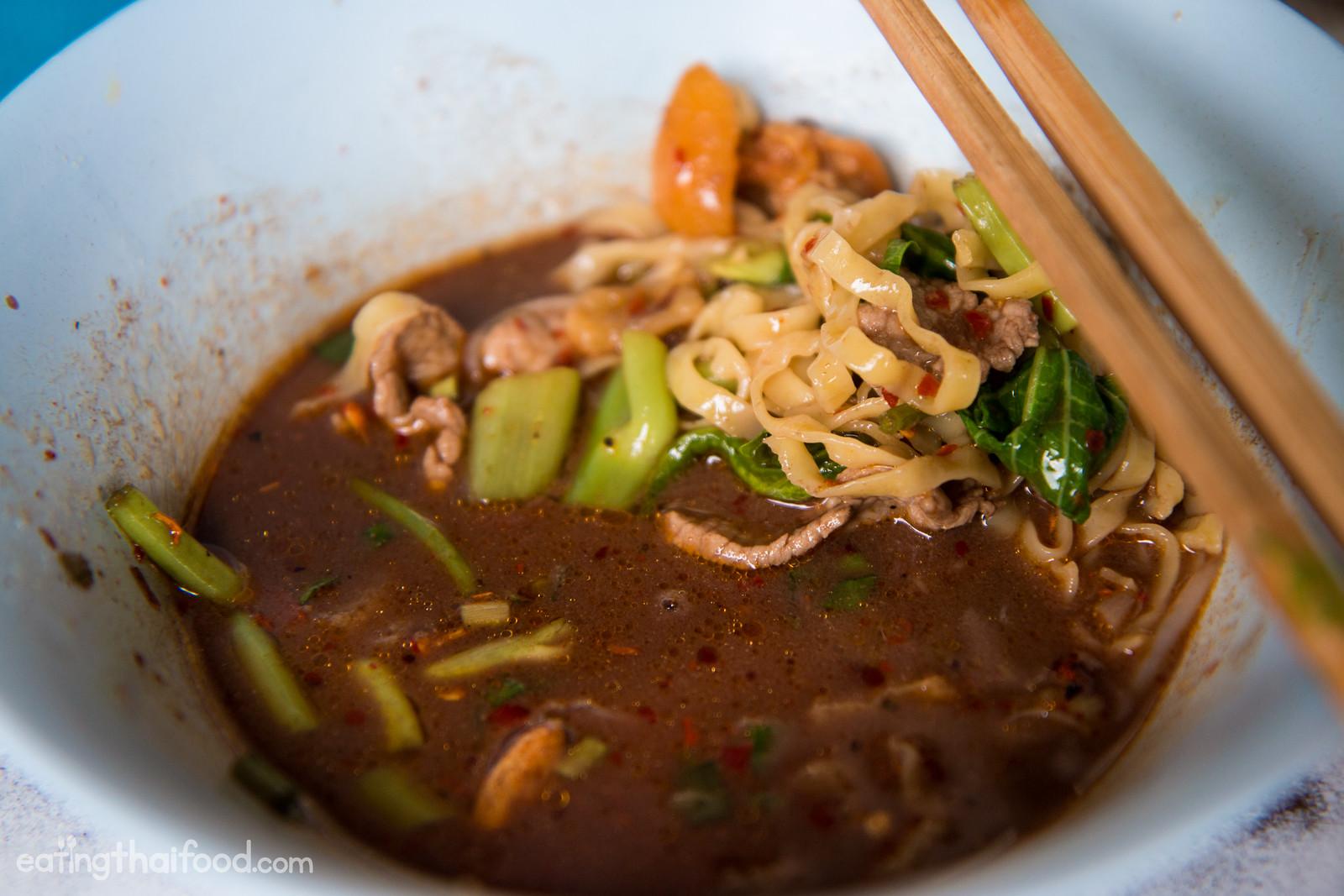 best Thai boat noodles in Bangkok