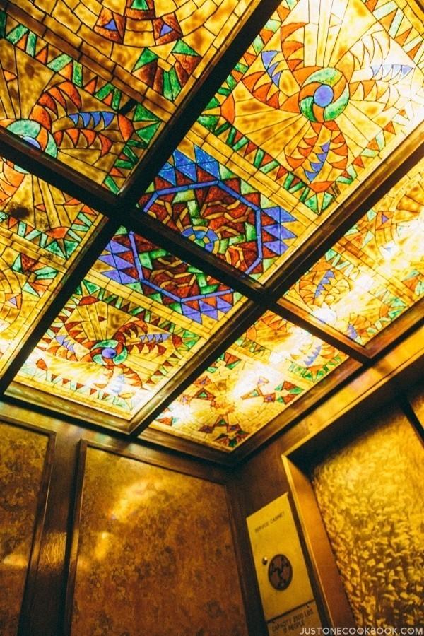 The Ahawahnee Hotel Elevator | JustOneCookbook.com