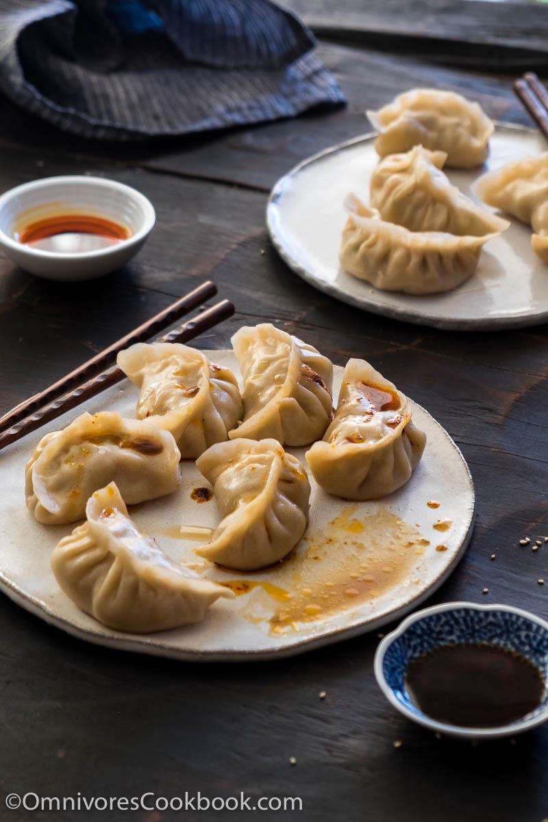 Moms best pork dumplings good food channel delicious healthy my moms secret recipe for creating the best pork dumplings the dumplings are juicy forumfinder Choice Image