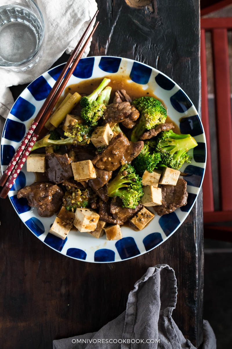 This one-pan, takeout-style Chinese beef and broccoli dish is extra saucy and fast to prepare. It's a paleo friendly meal that does not require serving with rice.