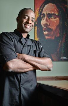 Chef-owner George H. Whitehead Jr.