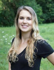 """15qanda - Adeline Myers, author of """"Global Meatballs."""" (handout)"""