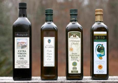 They all have a lifelong love affair with olive oil - The Boston