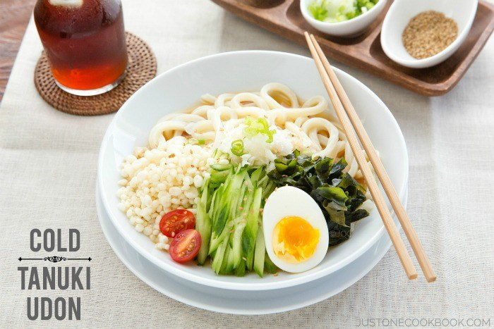 Cold tanuki udon good food channel delicious cold tanuki udon january 23 2015 goodfoodchannel japanese food forumfinder Gallery