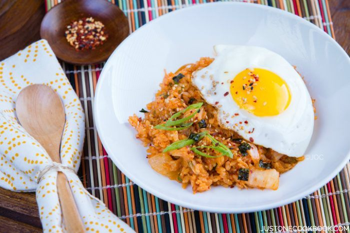 Kimchi fried rice recipe archives good food channel delicious tag kimchi fried rice recipe japanese food forumfinder Images