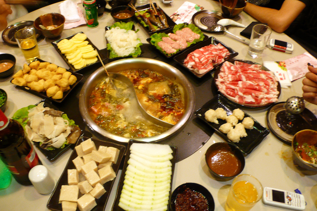 Chinese Hot Pot Good Food Channel Delicious Healthy