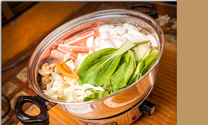 How to make a Chinese hot pot