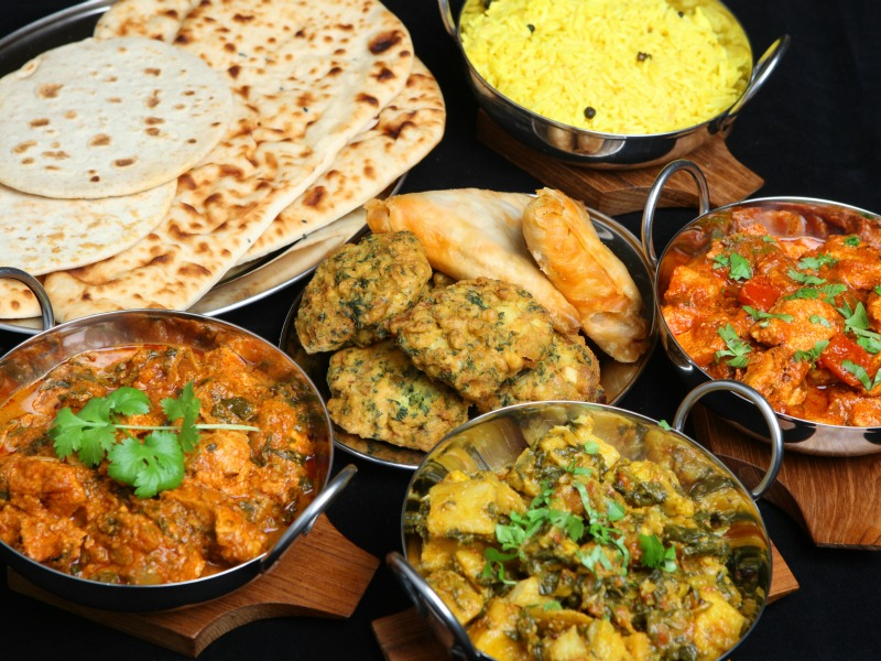 Indian food history good food channel delicious for Asian cuisine history