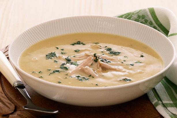 Delicious Creamy Chicken Soup | Good Food Channel - Delicious Healthy ...
