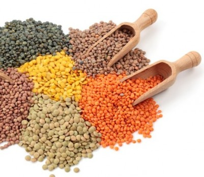 How to cook different types of lentils