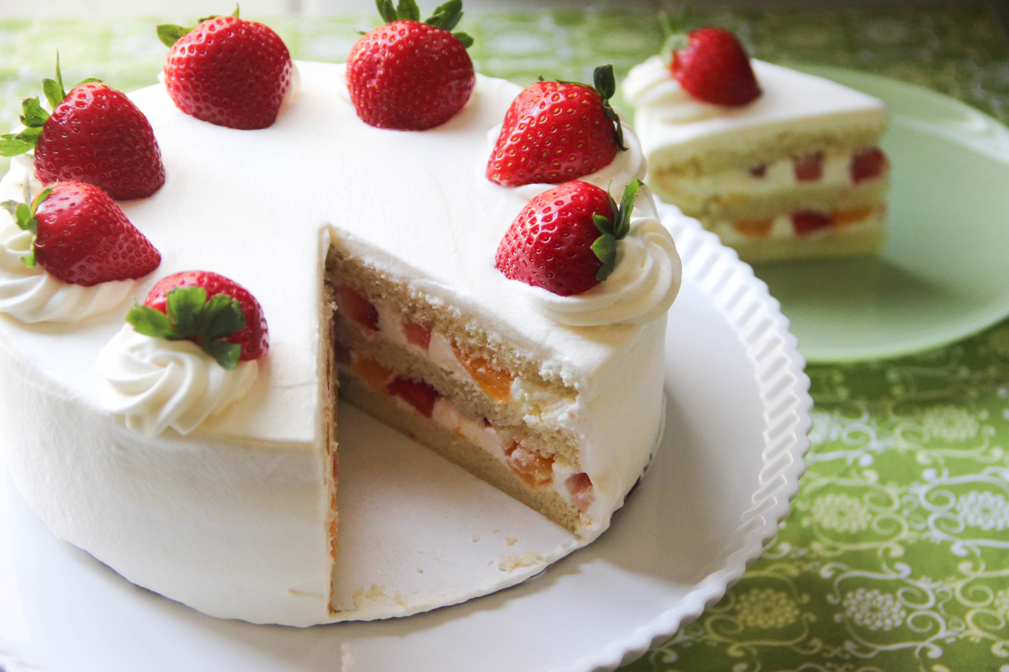 Popular dessert strawberry shortcake good food channel for American cuisine desserts