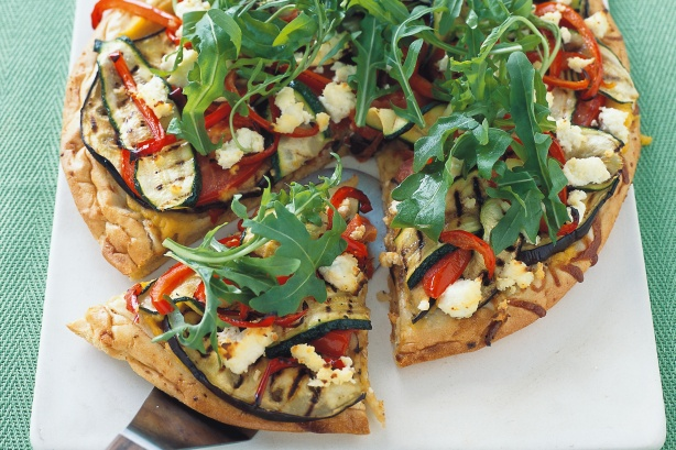 Cooking Tips For Vegetable Pizzas