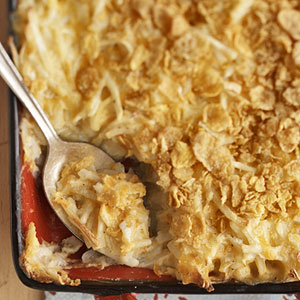 Recipe Of Heart-Healthy Cheesy Potatoes