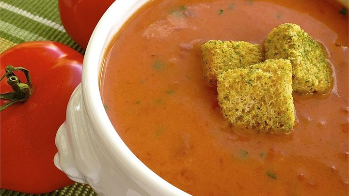 Recipe Of Quick Gazpacho Soup
