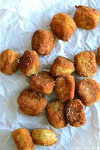 Pesto Arancini