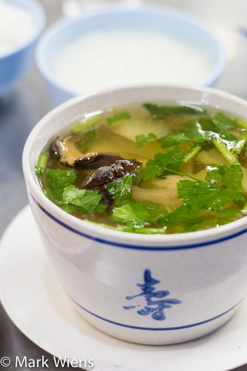 bitter melon soup