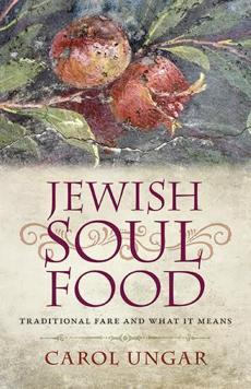 "01qanda - ***WARNING: LO RES, do not use for more than 1.25 columns *** - ""Jewish Soul Food"" by Carol Ungar. (handout)"