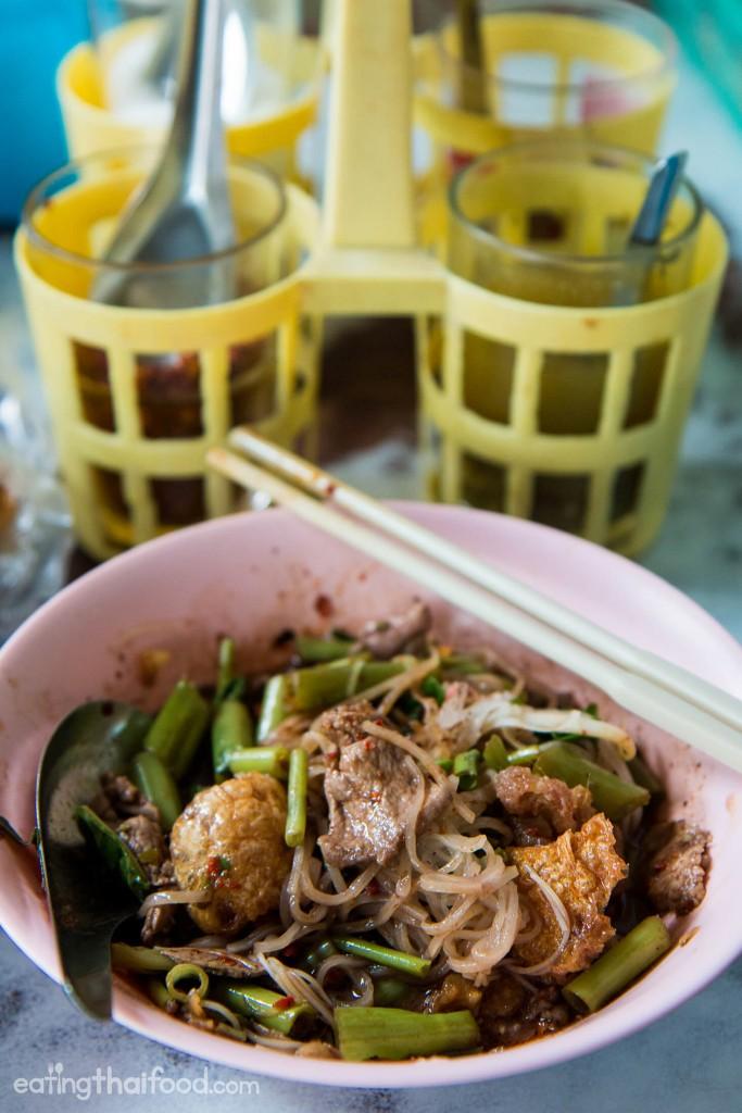 best boat noodles Bangkok