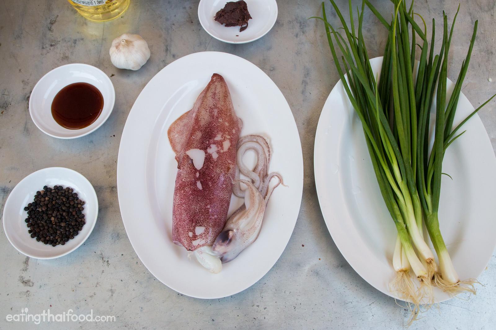 simple Thai recipes