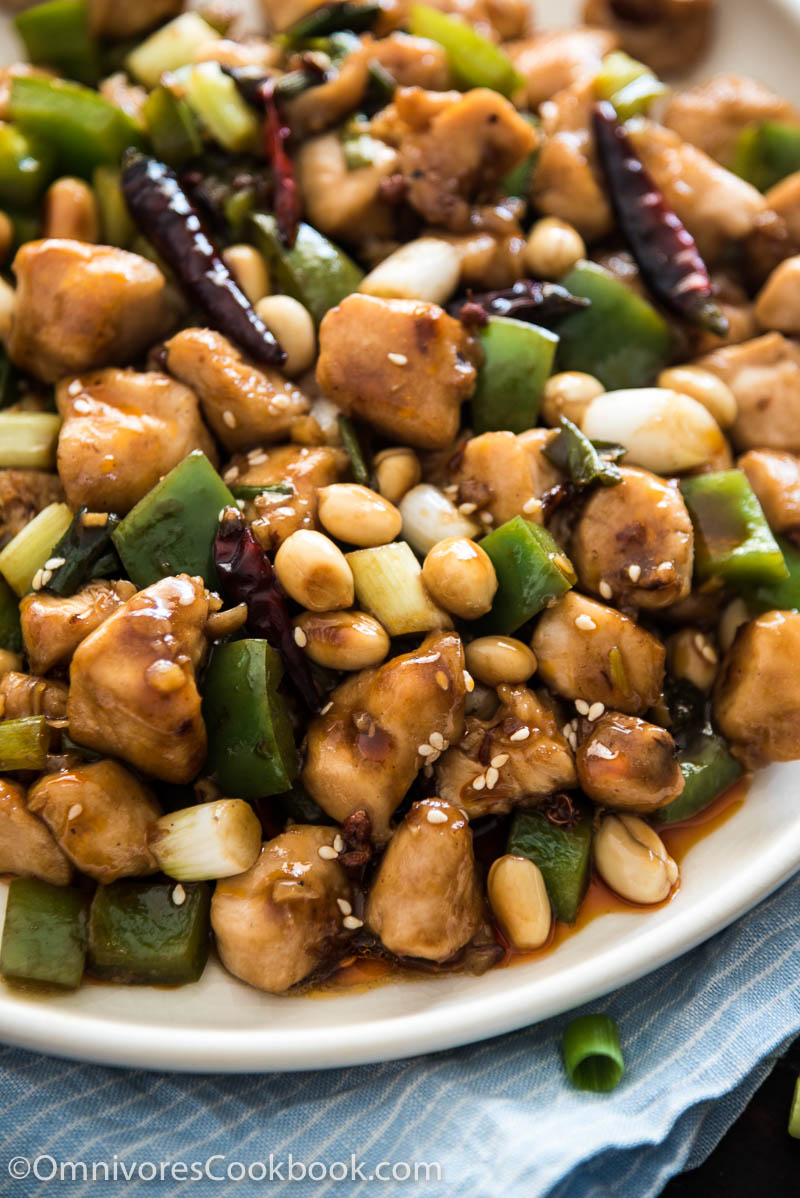 Balanced sweet, sour, numbing, spicy, and savory flavors make for the perfect kung pao chicken. Learn the technique to recreate the authentic flavor for dinner!