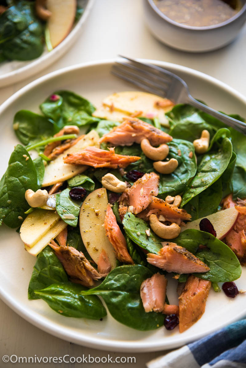 A hearty and healthy fall dish that only takes 20 minutes to prepare. {gluten-free, paleo friendly}