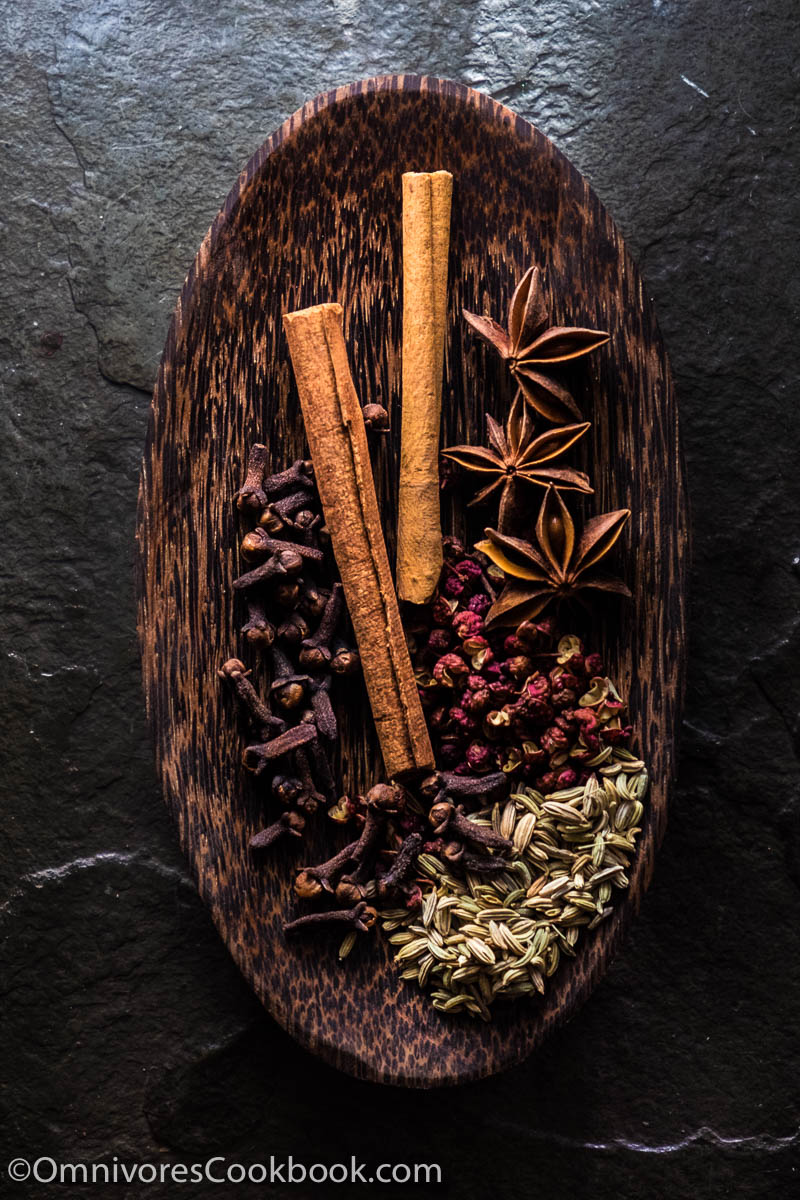 You only need a few ingredients and 5 minutes to make a superior five spice powder at home!
