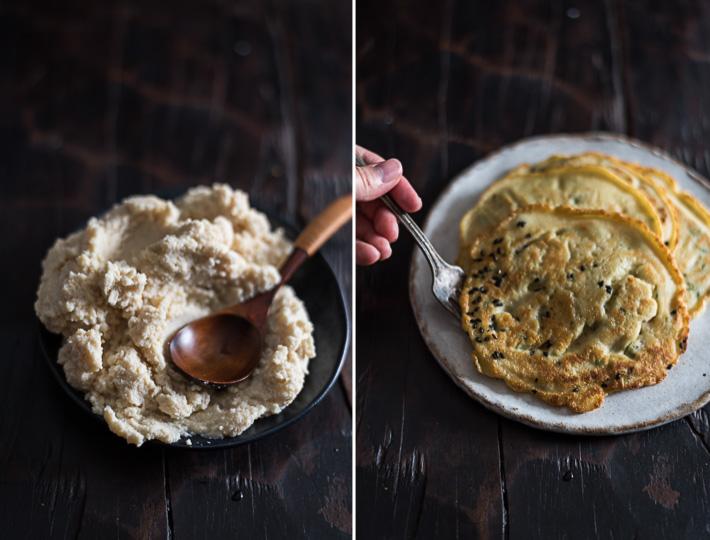 Okara Pancakes