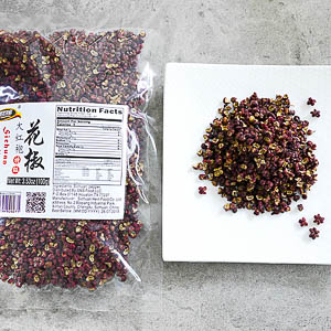 Premium Sichuan Peppercorns - Red
