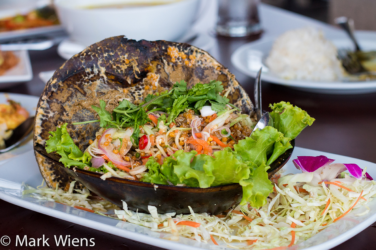 Paknam Krabi Seafood restaurant