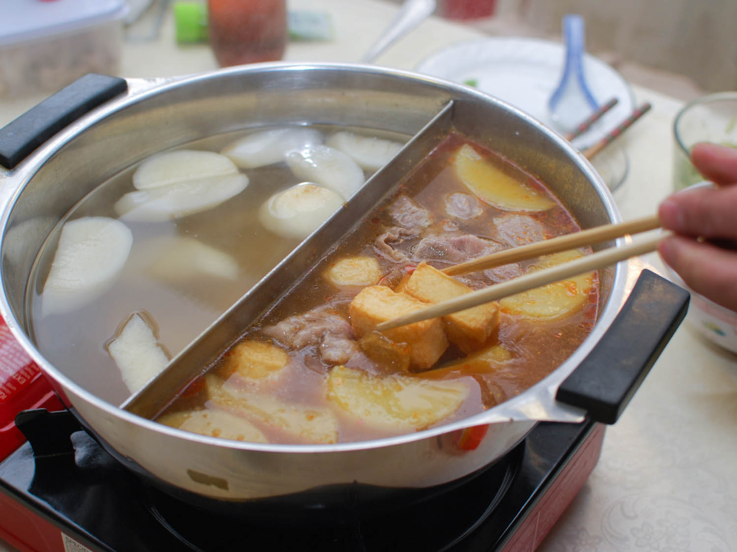 Favourite Food-Chinese Hot Pot