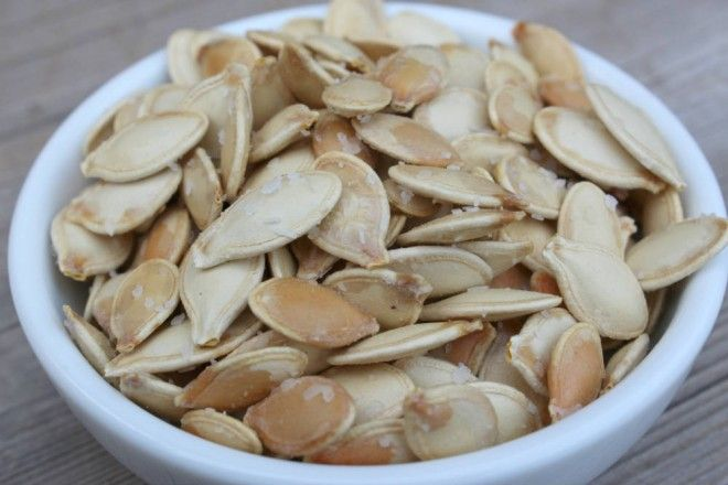 5 steps to perfectly roasted pumpkin seeds