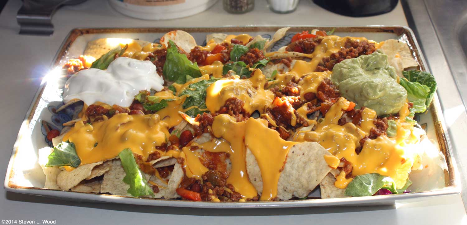 Microwave Texas Nachos Recipe
