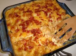How To Make Crunchy Bacon Mmacaroni & Cheese