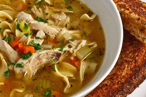 Recipe : Quick and Easy Chicken Noodle Soup