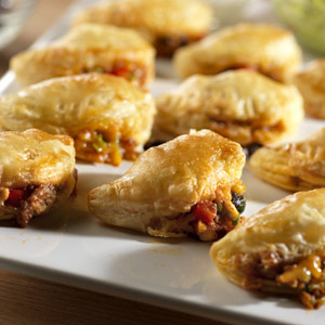 Recipe: Spicy Black Bean Empanadas