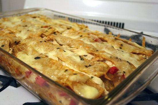 Texan-Inspired King Ranch Chicken