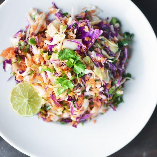 Delicious Summer Colesalads to Make Right Now