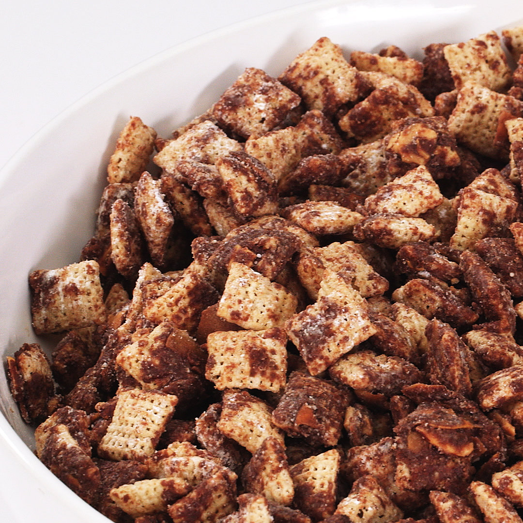 This Healthier Puppy Chow Recipe Is Still Deliciously Addictive