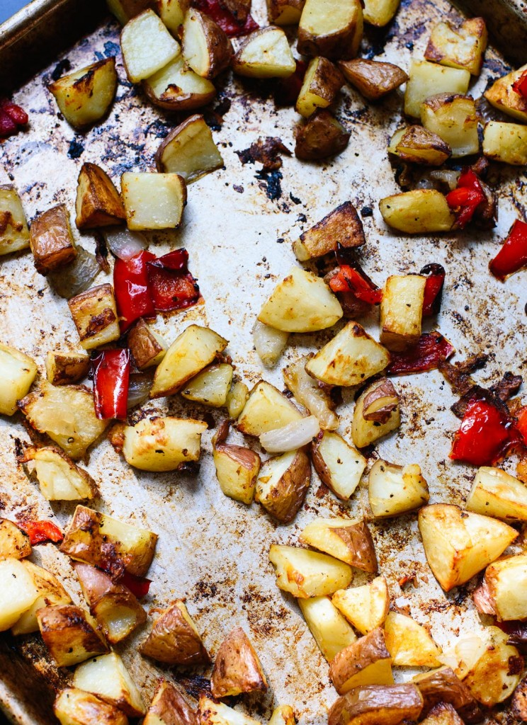 Easy Way To Make Delicious Roasted Breakfast Potatoes