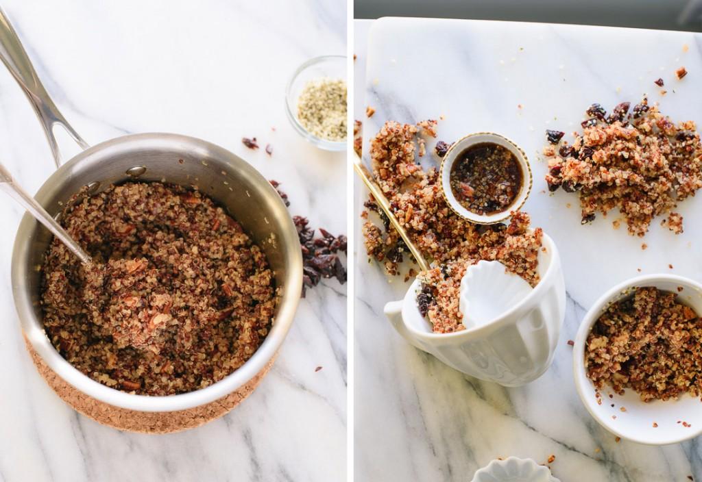 Cinnamon Toast Breakfast Quinoa