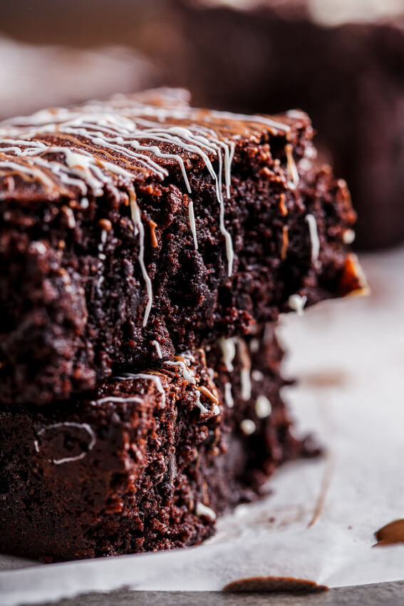 riple chocolate coconut brownies