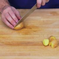 Potato thumb